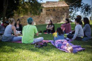 yoga and cooking retreat yogalinda