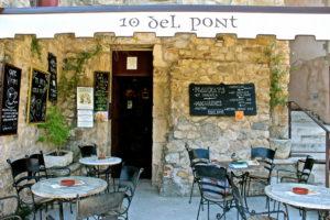 10 del Pont Cafe