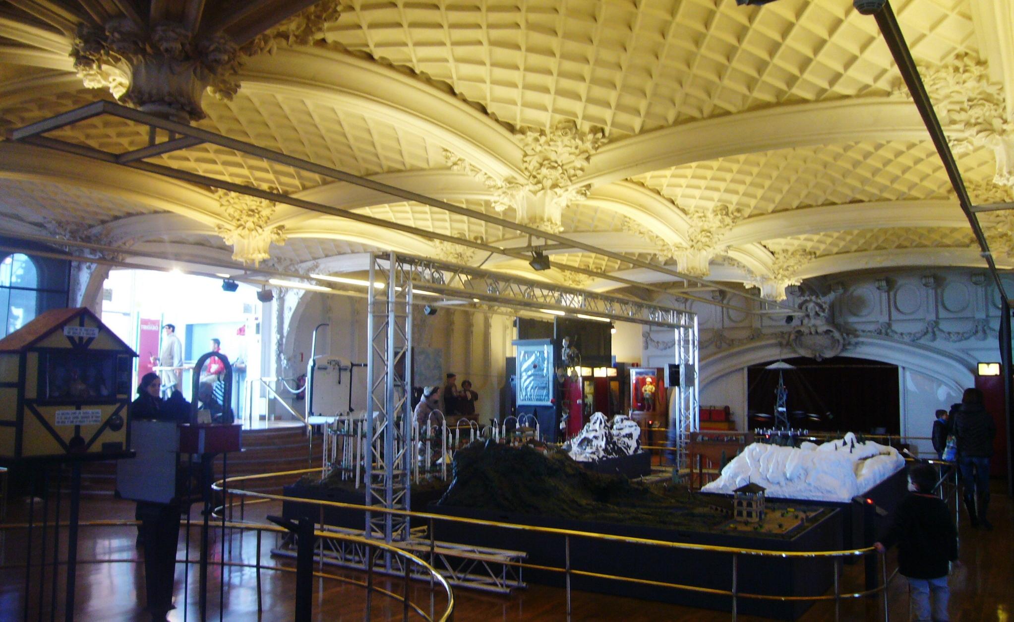 Barcelona's Automaton Museum