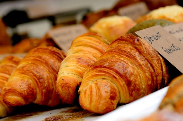 The best croissants in Barcelona