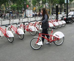bicing-barcelona