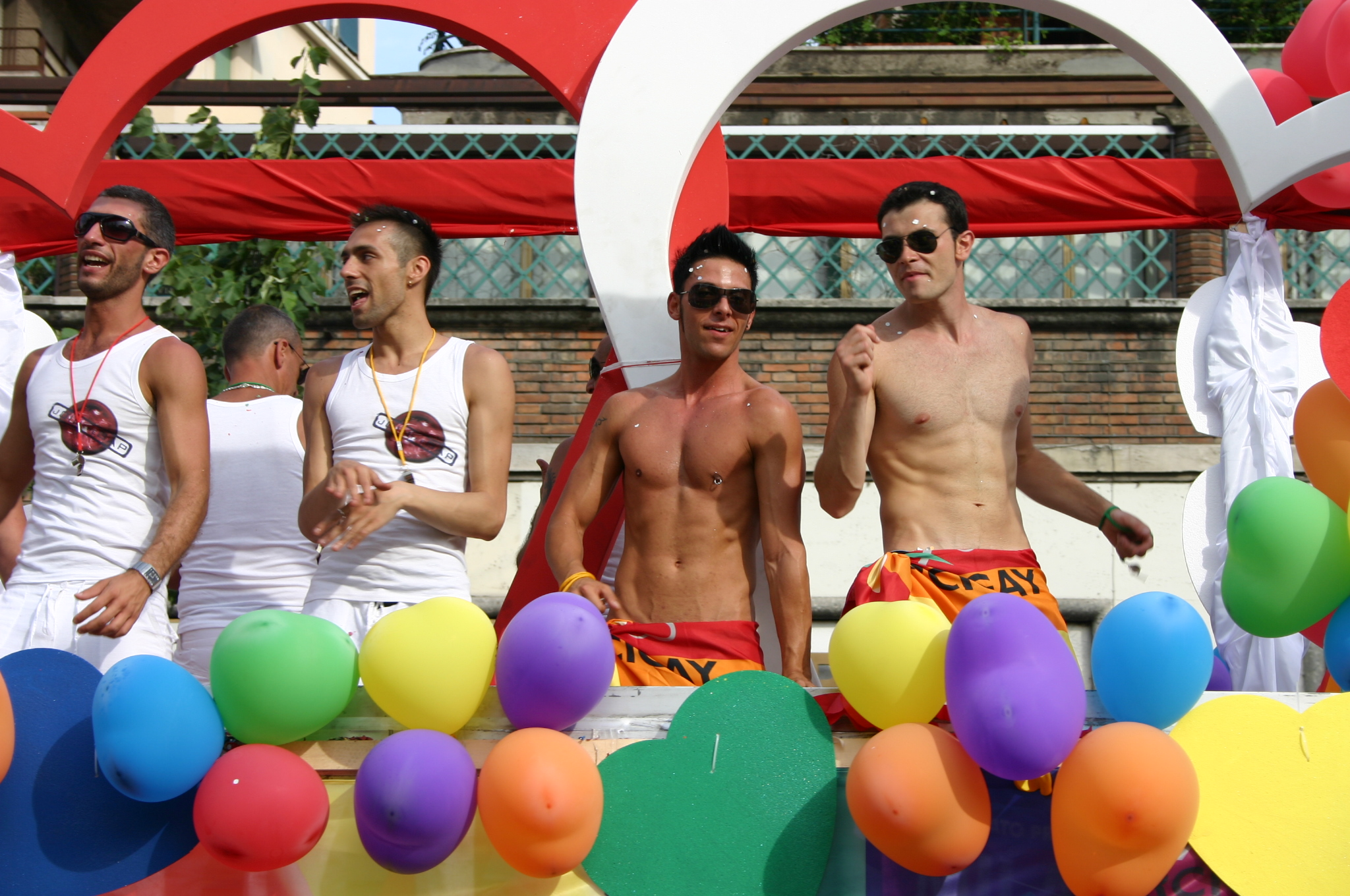 Circuit Festival: The biggest international gay & lesbian event