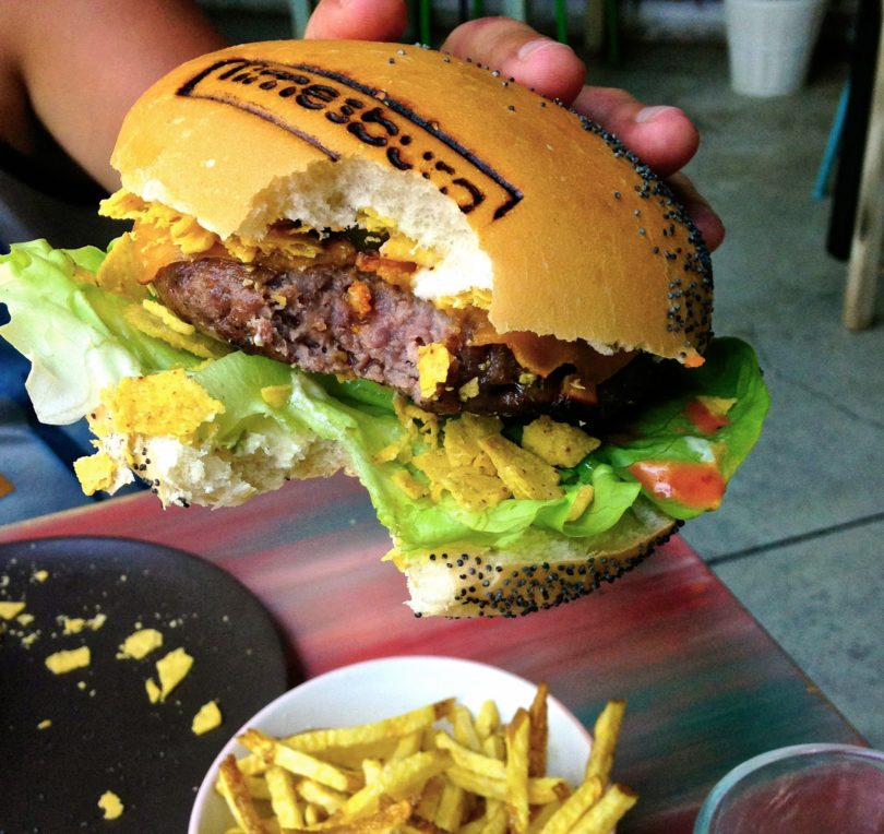 "Best Burgers by ""Barrio"""