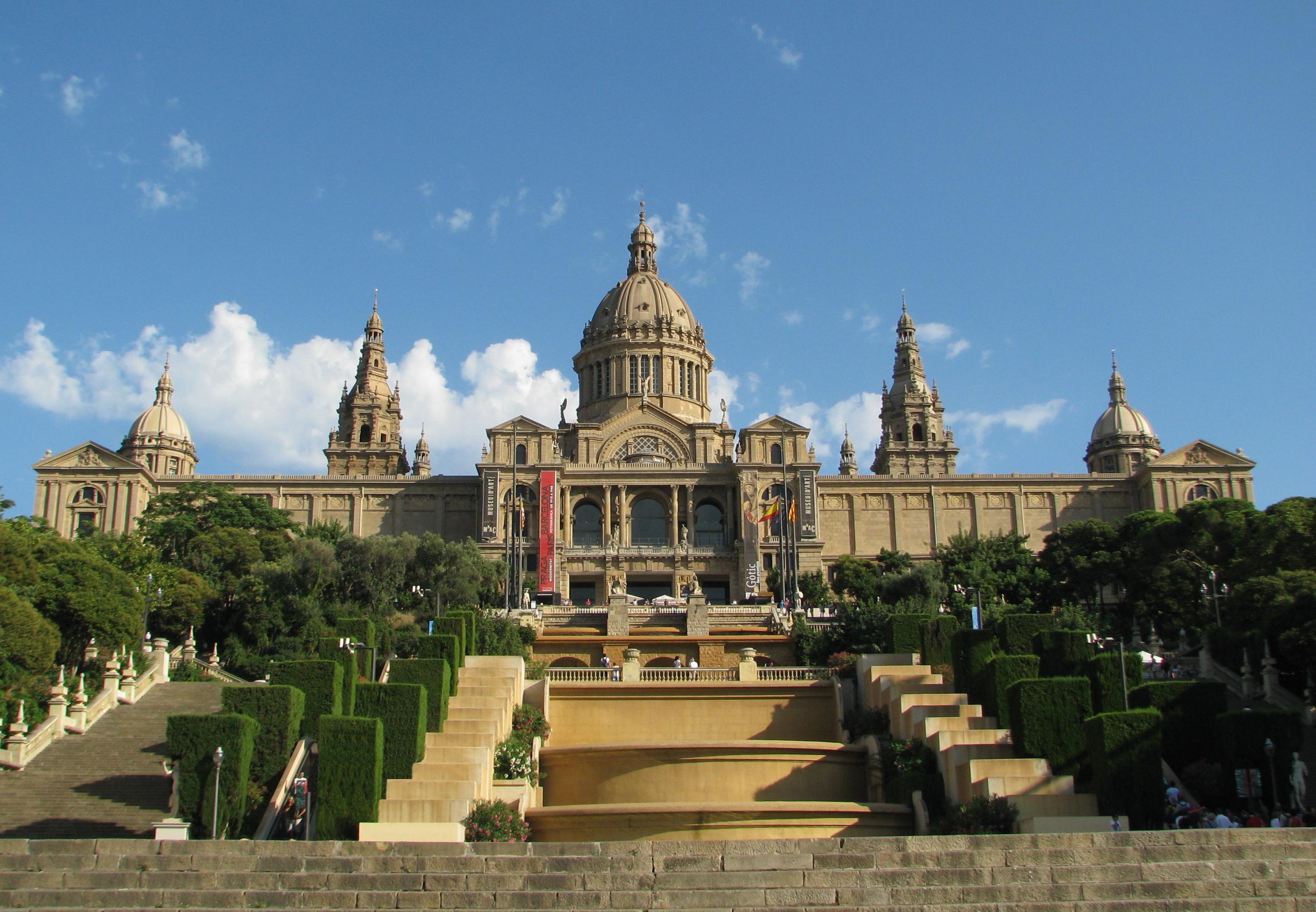Barcelona museum pass articket bcn for Cinema montjuic 2016