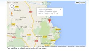 How to get to Platja de Pals