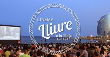 Cine Lliure | Cinema on the Beach - Barcelona