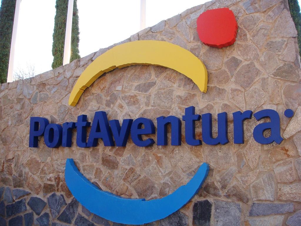 PortAventura Resort Amusement And Aquatic Park - Entree port aventura