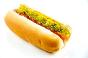 hot dog barcelona