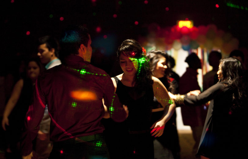 Salsa dance clubs in Barcelona