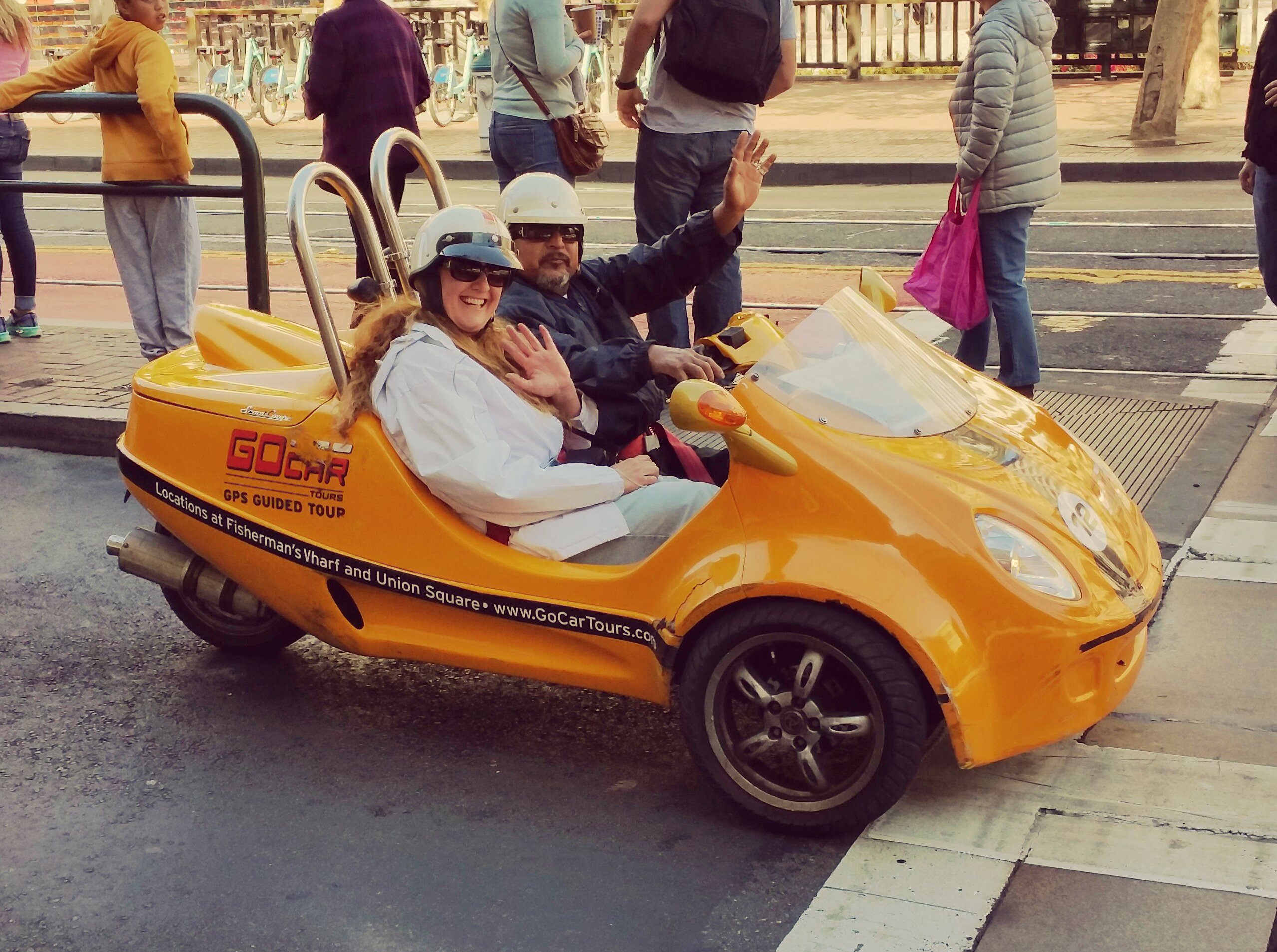 Go Car: A fun new way to visit Barcelona