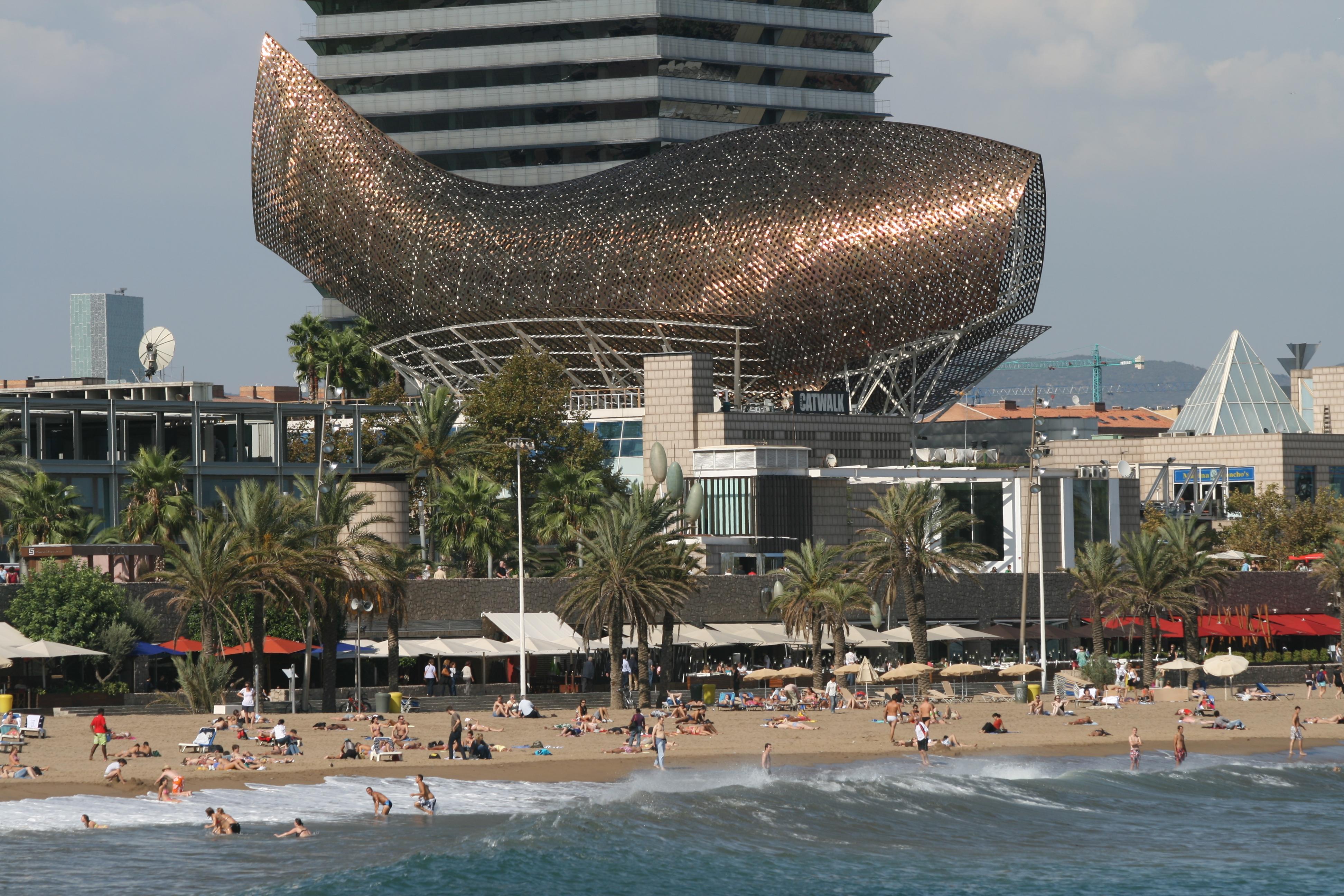 La Villa Olimpica del Poblenou | Barrios of Barcelona