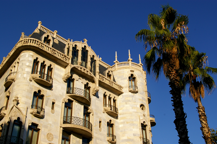 Alta r barcelona s travel bookshop shbarcelona for Hotel gracia barcelona