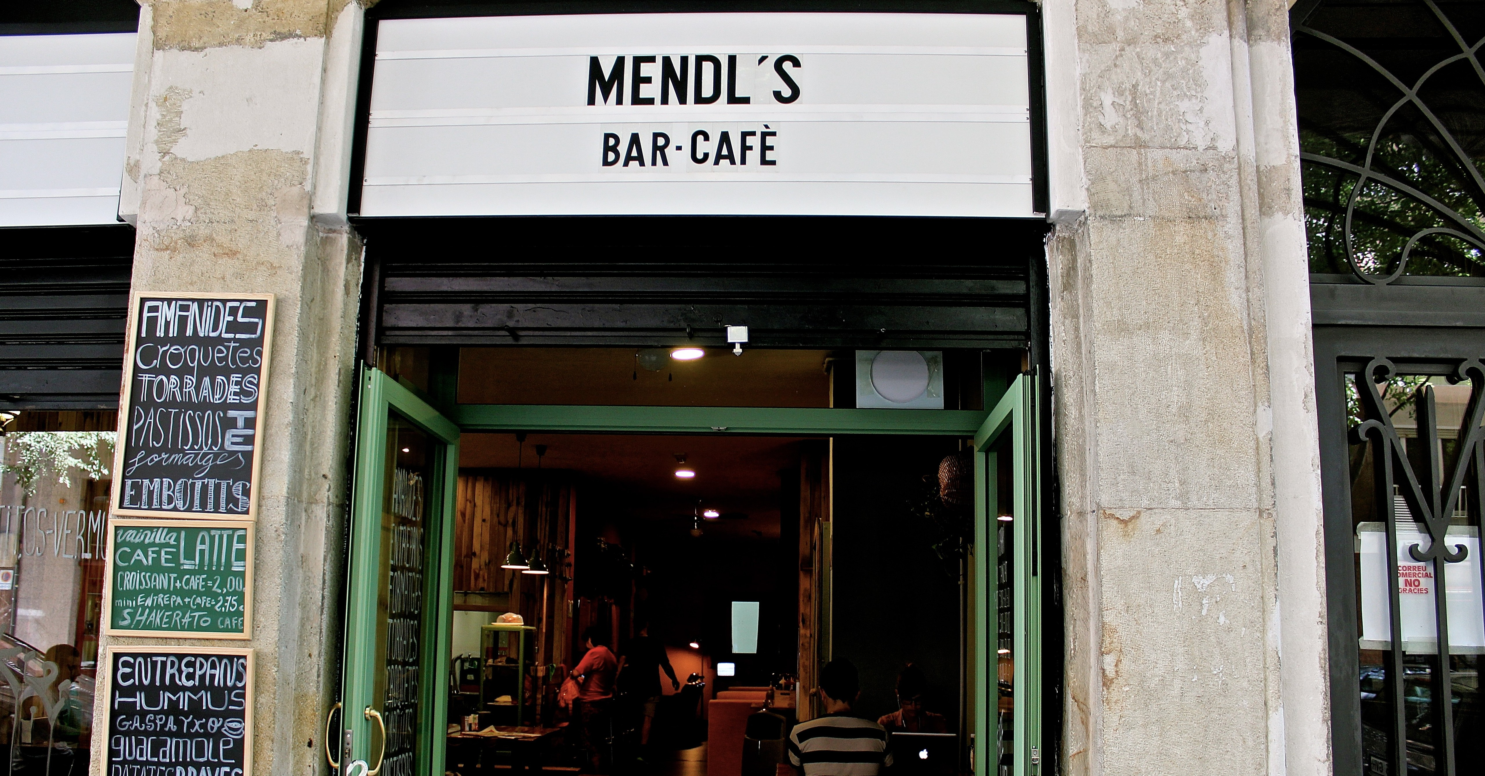 Getting to Know Mendl's, a Wes Anderson-Themed Cafe