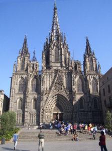santa eulalia's cathedral