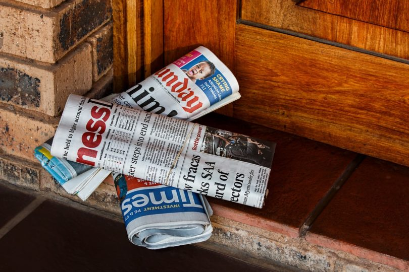 Where to read news in English in Barcelona