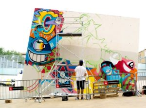 Free Graffiti Art Tour