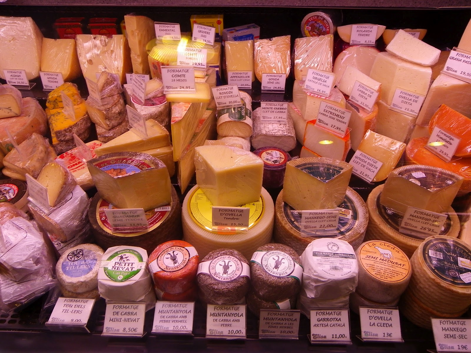 Local cheeses you might need to taste