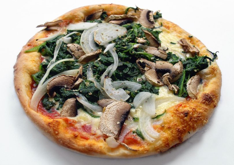 Where to find Italian Pizza in Barcelona