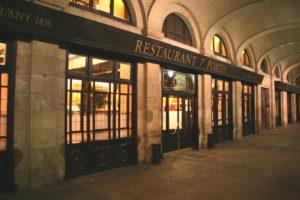 catalan restaurant barcelona
