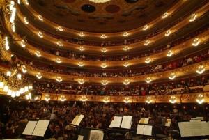 theatre barcelona