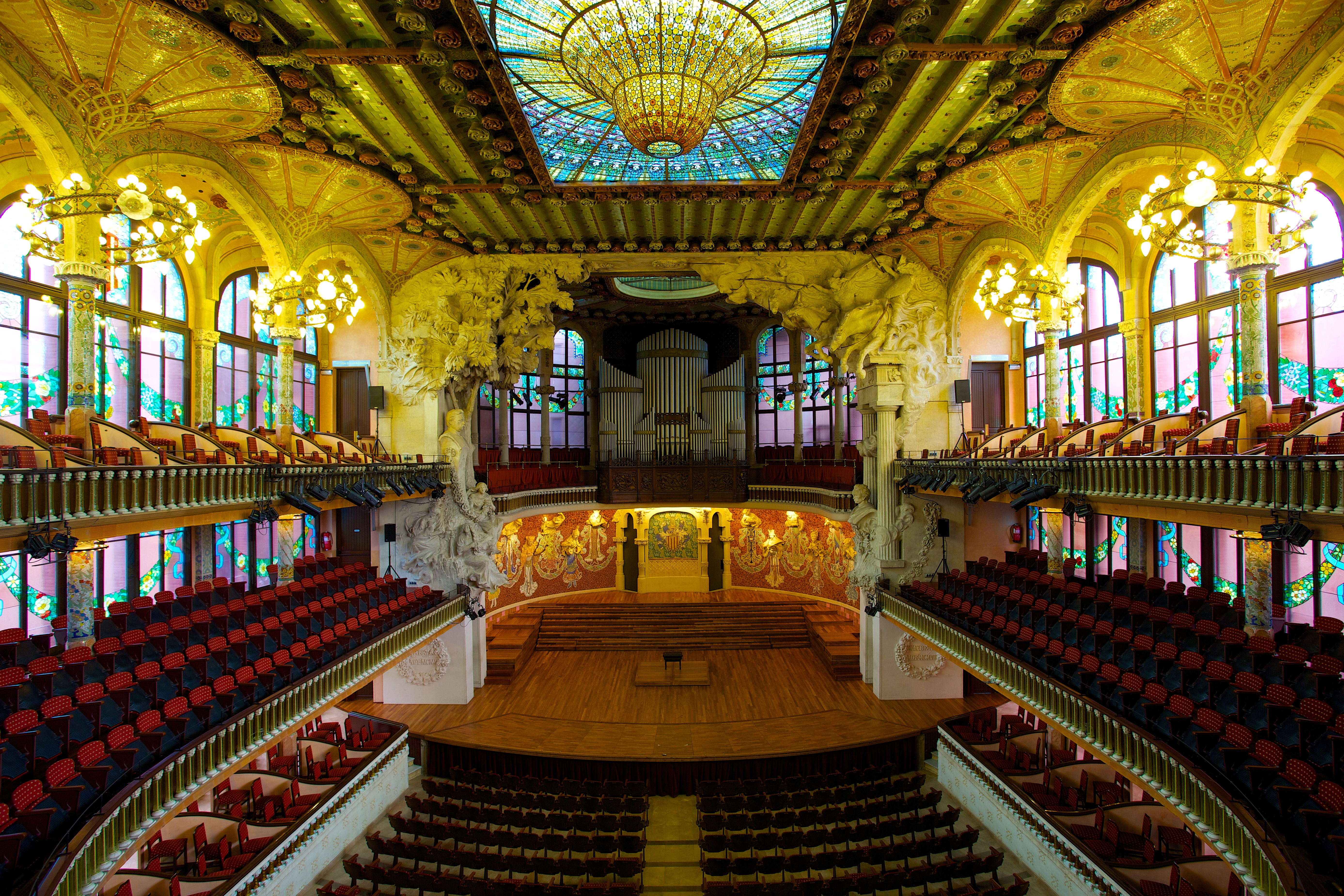 Where to go for Opera in Barcelona