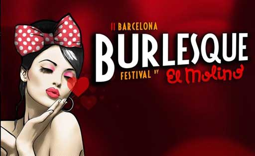 El Molino Cabaret Show in Barcelona