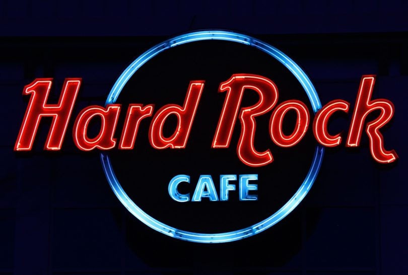 Hard Rock Cafe Canada Locations