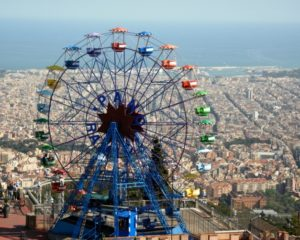 Tibidabo-Amusement-Park-Barcelona