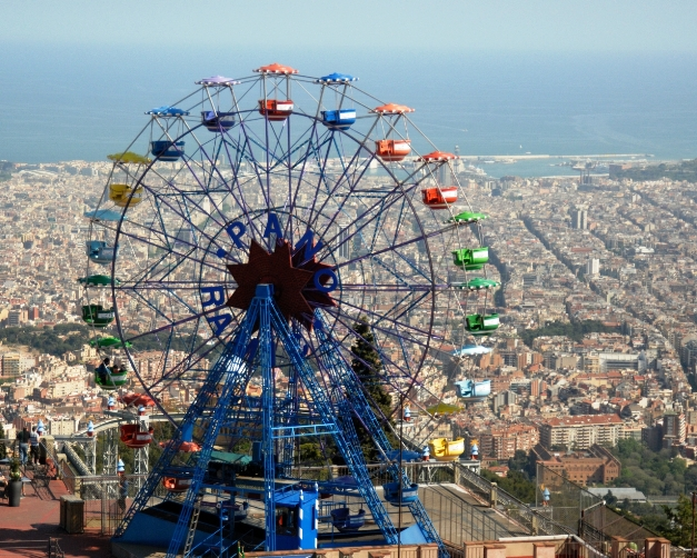 Amusement Parks In Barcelona Area Shbarcelona