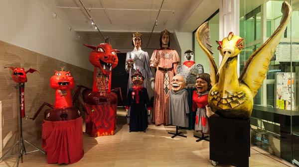 Barcelona's Festival Activities Centers