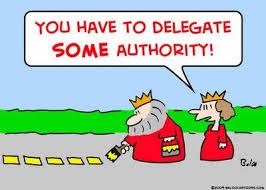 how to delegate barcelona