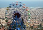 Amusement parks in the Barcelona Area