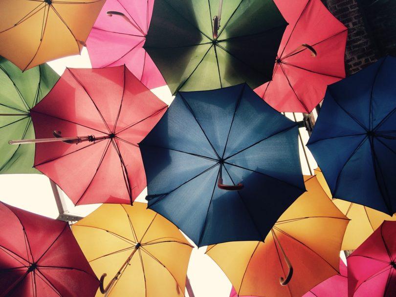 Where to buy cheap umbrellas in Barcelona