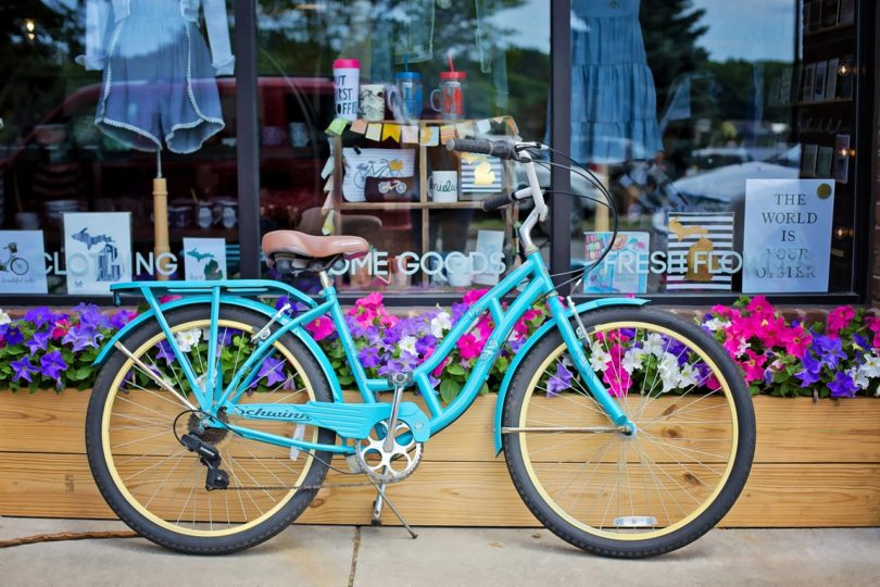 Restaurants and Coffee Shops you can take your bike to