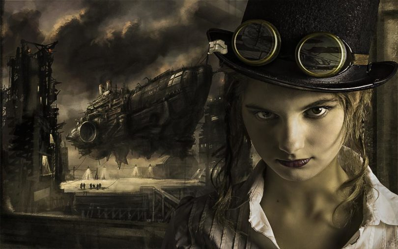 Discover the steampunk world of Madame Chocolat