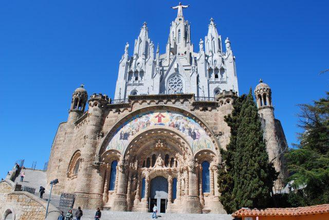 Barcelona S Most Beautiful Churches Shbarcelona