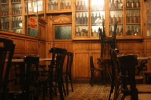 Discover Bar Marsella, Barcelona's famed absinthe emporium