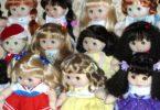 Barcelona's loveliest dolls