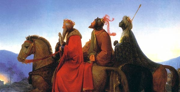 The Three Wise Men day