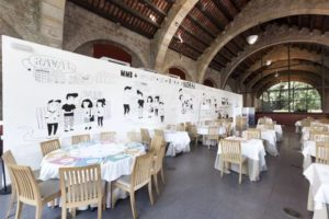 restaurant museum barcelona