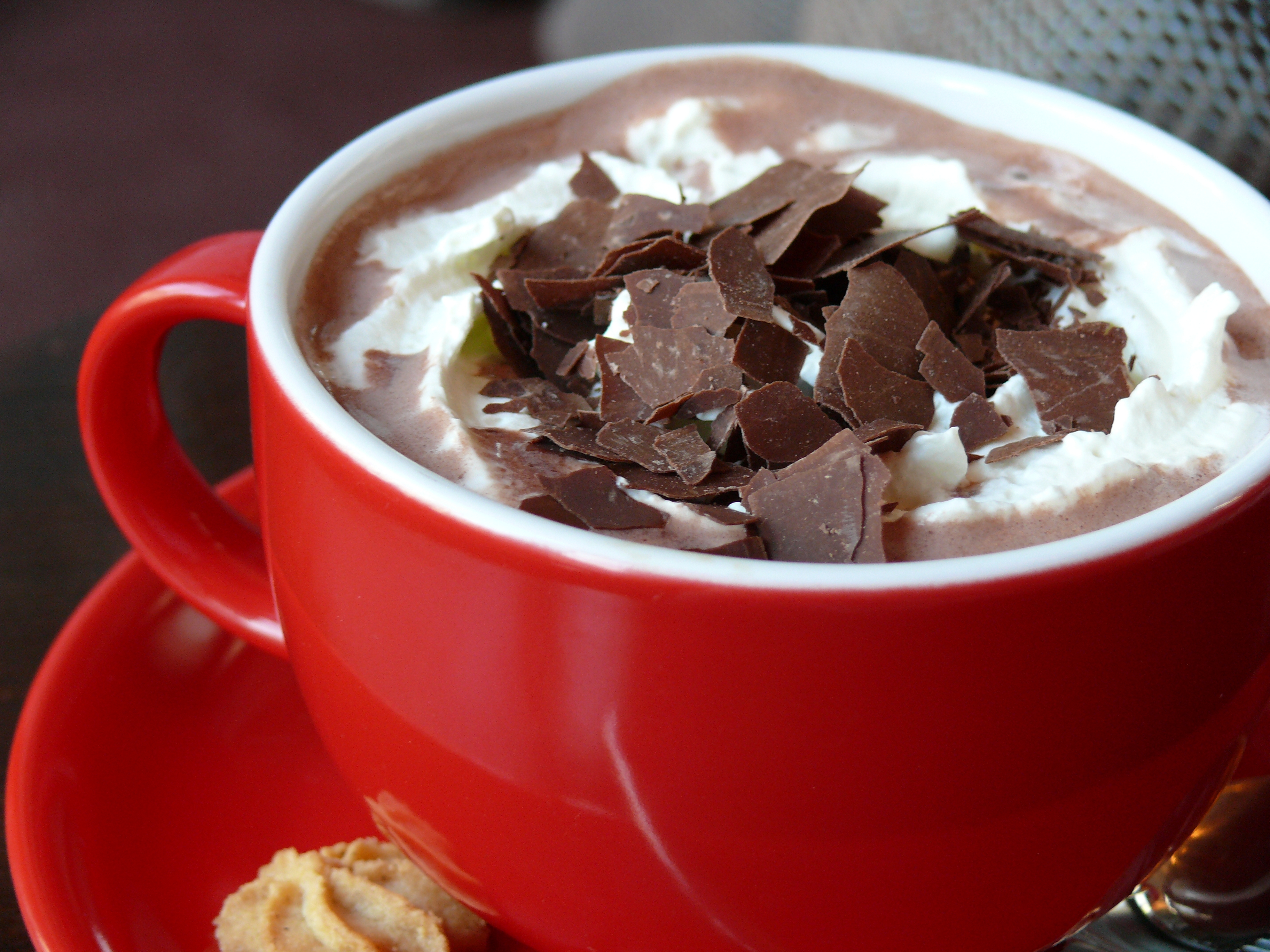 Best places for hot chocolate in Barcelona | ShBarcelona
