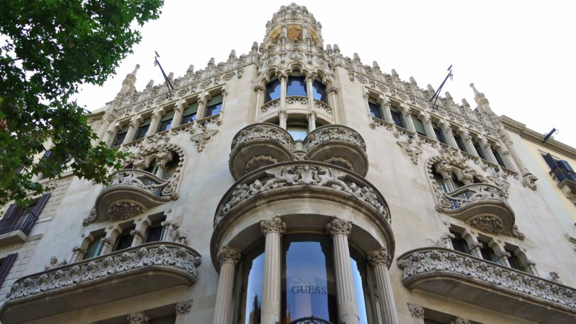 Important Catalan architects