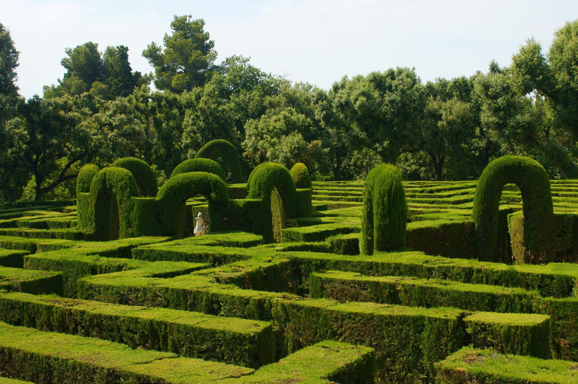 The Labyrinth Park