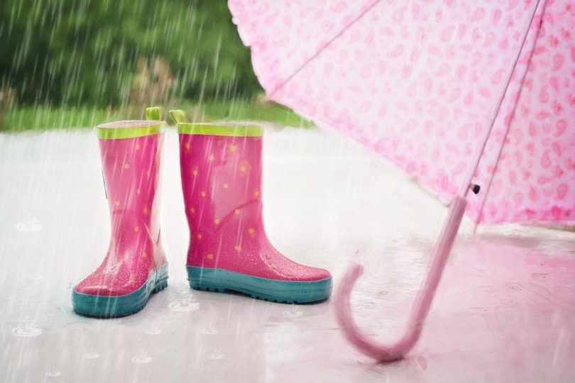 Where to find rain boots in Barcelona