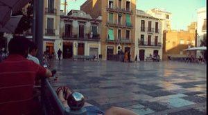Placa Sol Barcelona