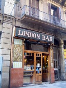 London Bar Barcelona