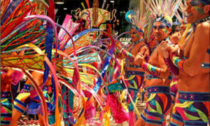 Carnaval-men