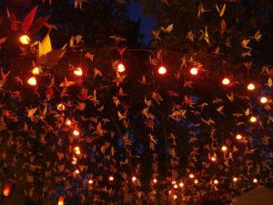 Festa Major de Gracia lights