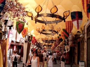 Festa Major de Gracia streets