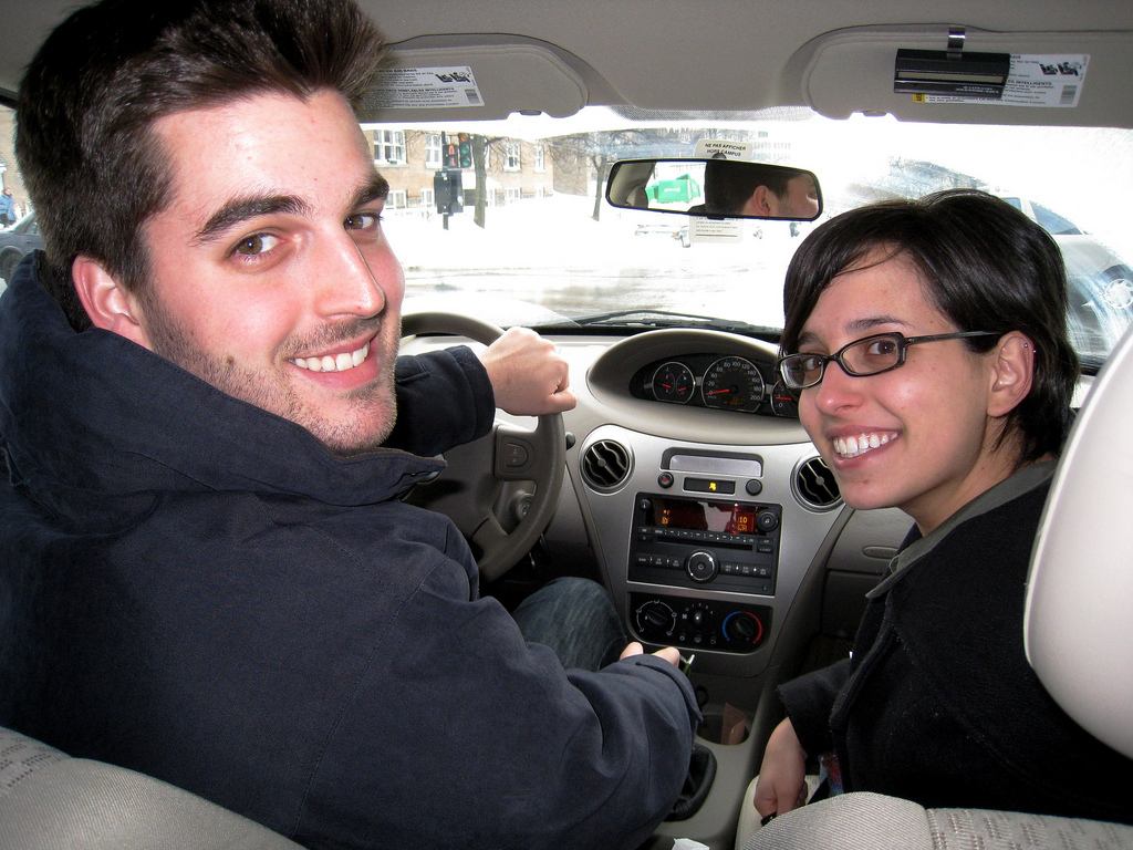 Getting Around With Bla Bla Car